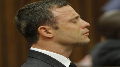 Oscar Pistorius no será condenado a cadena perpetua