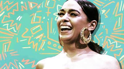 Princess Nokia: for infusing rap with punk rock, feminism and 'Afrolatinidad'