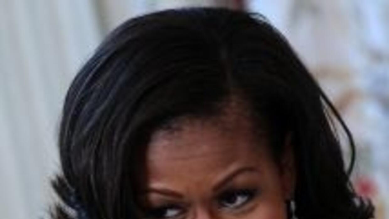 Michelle Obama en Aquí y Ahora.