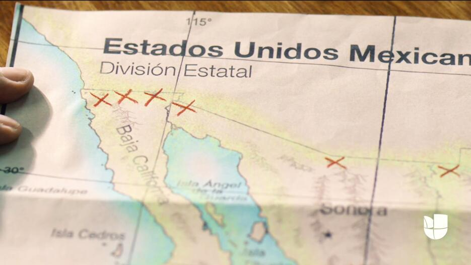Así se conforma la división de territorios de los 'Patrones' en...