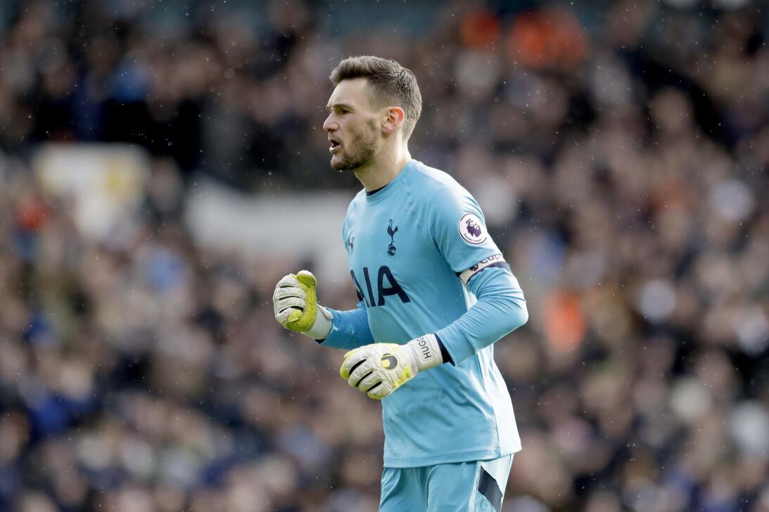 10. Hugo Lloris (Tottenham Hotspur) - Francia