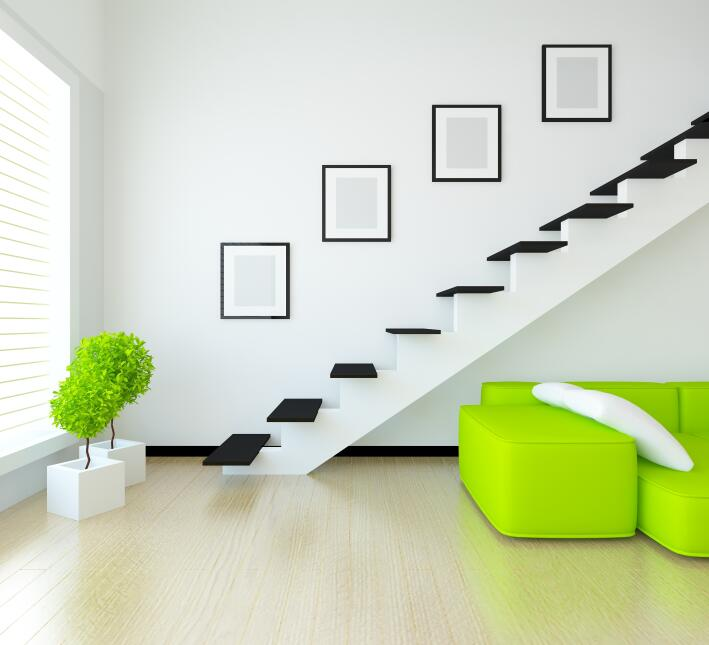 Ideas para decorar bajo la escalera