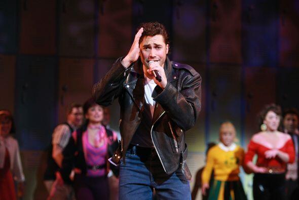 ¿Qué? Grease ¿Cuándo? De 8 a 11 de marzo de 2012 ¿Adónde? Phoenix Orpheu...