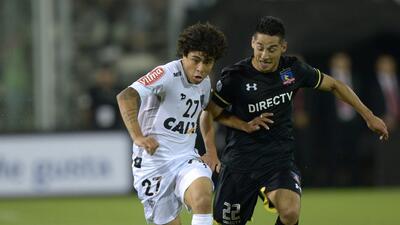 Colo Colo no aprovecha su localía y empata con Atlético Mineiro