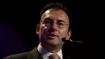 Luis Videgaray, el secretario de Hacienda y Crédito Público mexicano.