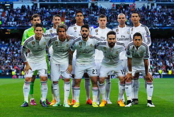 El Real Madrid afrontaba el duro compromiso ante su acérrimo rival de ci...