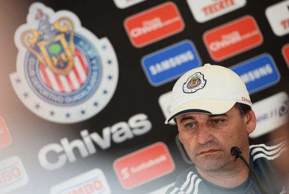 Sólo dos de los clubes mexicanos cambiaron de técnico del...