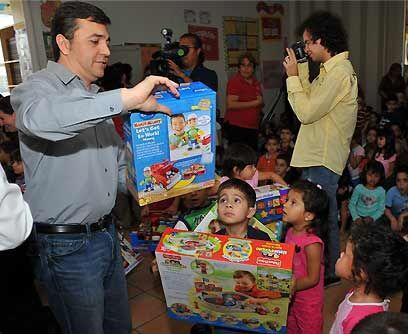 Martín Berlanga y la mejor noticia. Para el presentador de Noticias, Mar...