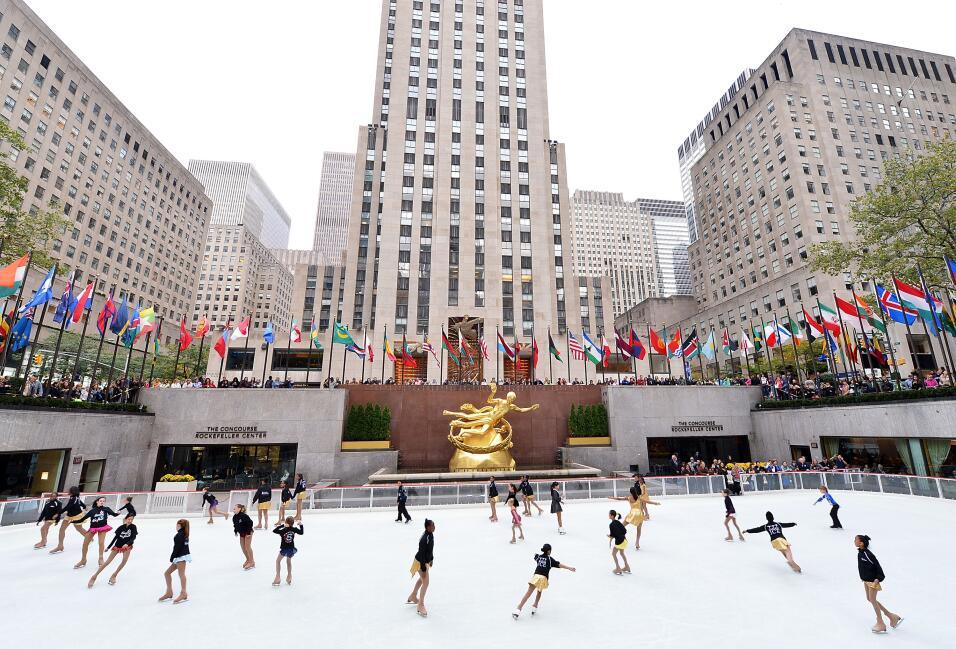 Pistas de patinaje abren en octubre