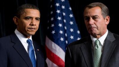 Obama y Boehner se reunieron en la casa blanca y hablaron de inmigración