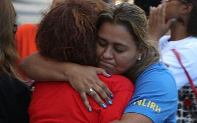 """""""Es una puerta más que se cierra"""": habla una madre que no pudo beneficia..."""