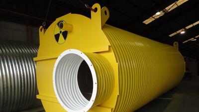 En fotos: Cómo son los refugios subterráneos para sobrevivir a un ataque nuclear