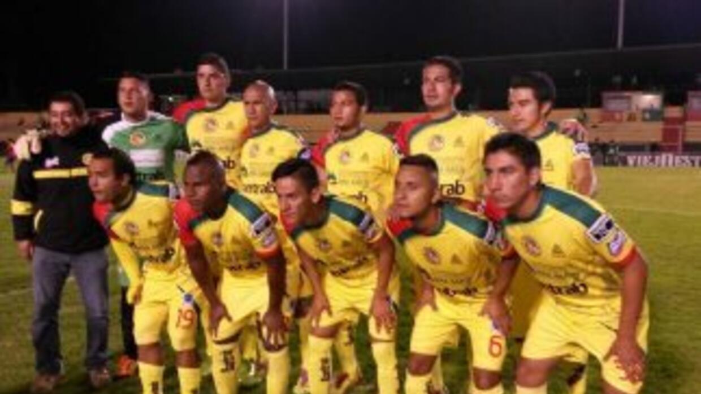 Marquense se mantiene de líder en Guatemala.