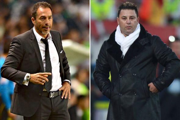 Son dos de los estrategas que llegaron para darle frescura al futbol mex...