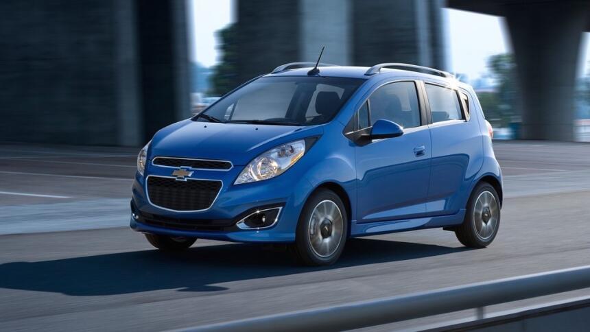 Estos son los autos con el mayor índice de mortalidad en EEUU Chevrolet-...
