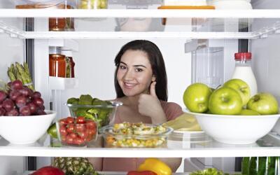 Tips para organizar los alimentos en el refrigerador