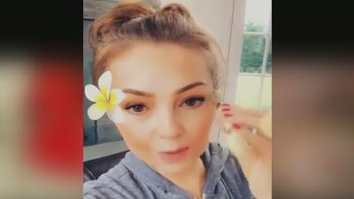 Thalía reveló por medio de las redes sociales su secreto de belleza