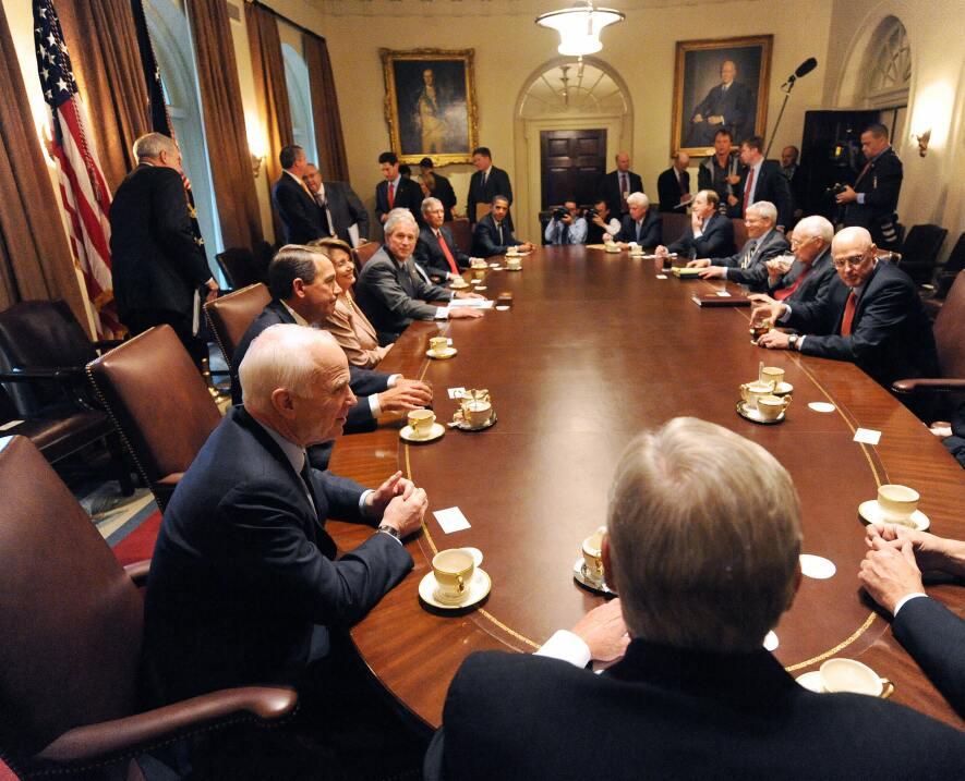 Casa Blanca 2008
