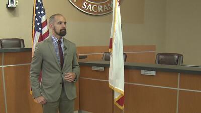 Alcalde de West Sacramento se unió a una protesta contra la separación de familias