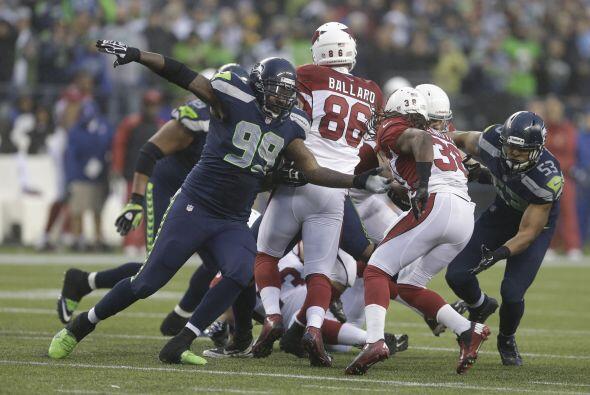 #8: DT Tony McDaniel (Seahawks) (AP-NFL).