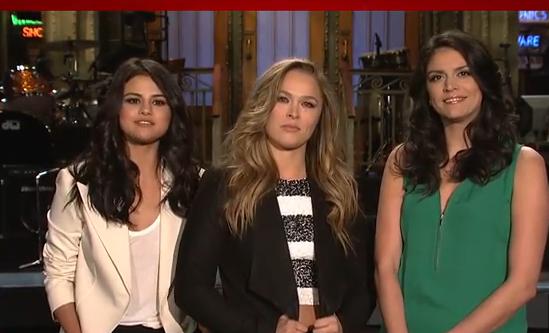 Ronda y Selena