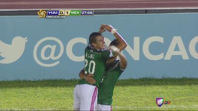 México no pudo contra Haití concluyendo en empate 1-1 su pase por la Sub 20