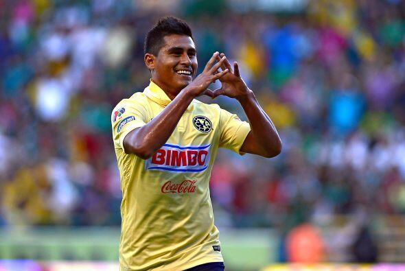 De los 16 goles anotados en la primera fecha 4 fueron anotados por mexic...