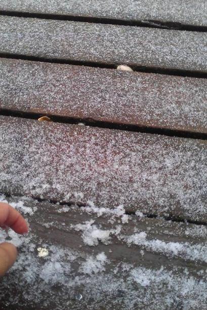 Houston está congelado
