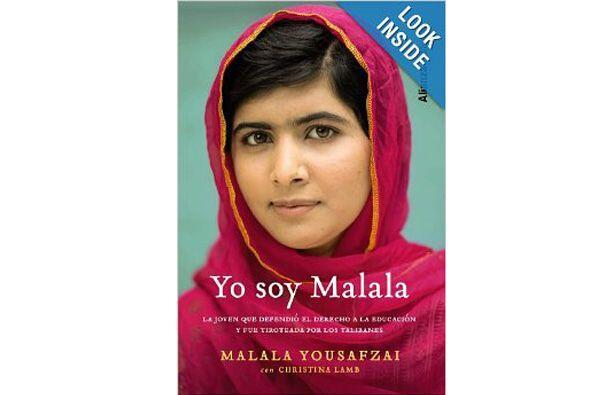 """""""Soy Malala"""": el libro, escrito por la periodista británica Christina La..."""