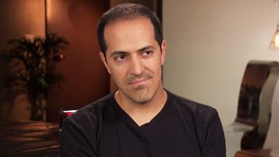 El hermano de Salma Hayek tuvo un accidente