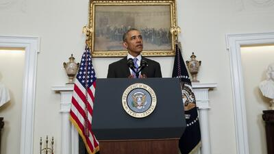 Barack Obama defiende acuerdo nuclear con Irán