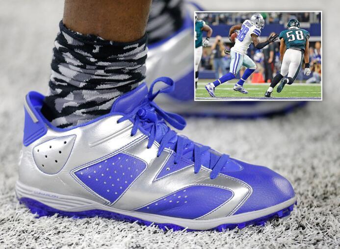 El mejor calzado en la NFL - Semana 9 04.jpg