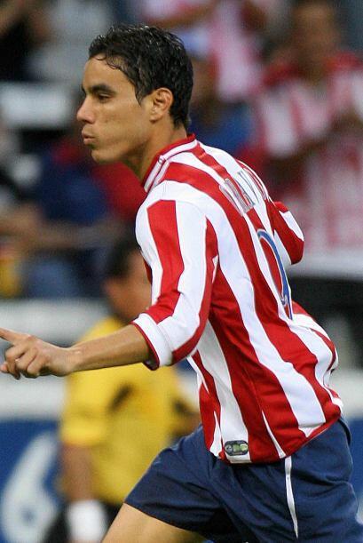 Aparece otra vez un mexicano en el Clausura 2007. Omar Bravo meti&oacute...