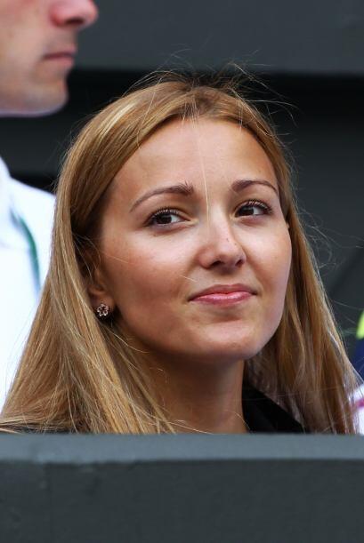 Seguramente, Jelena Ristic está orgullosa de que su amor Djokovic sea ah...