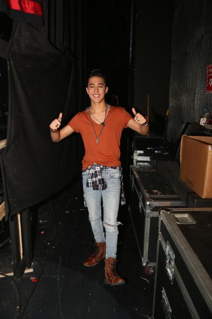 Súmate al Backstage de tu programa favorito disfrutando del quinto show...