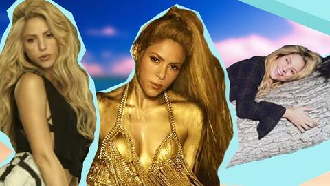 El 2017 fue el año de regreso de Shakira, pero no todo fue como h...