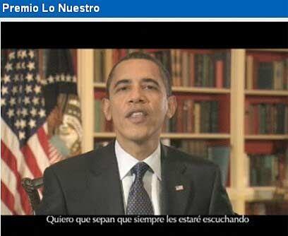 Breve pero históricoAsí fue el mensaje especial que extendió Obama a la...