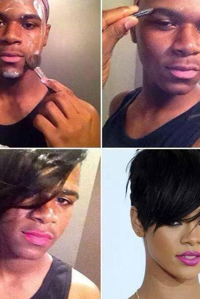 Rihanna otra vez.