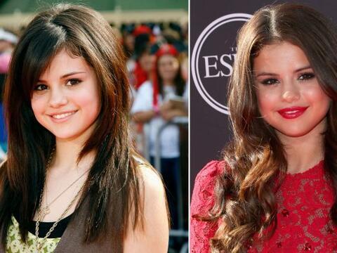 La cantante ha dejado de ser una niña y ahora se convierte en uno...