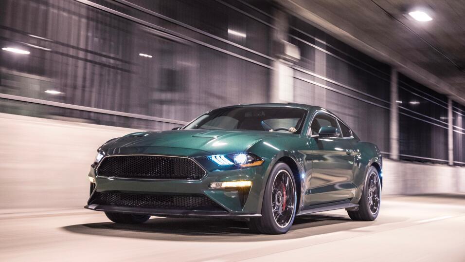 Ford Mustang Bullit 2019