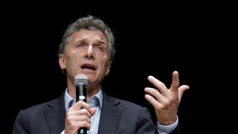 Macri lidera las encuestas previas a la segunda vuelta electoral