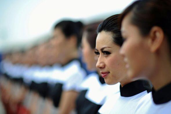 China ya es una de las paradas obligadas en el calendario de la Fórmula 1.