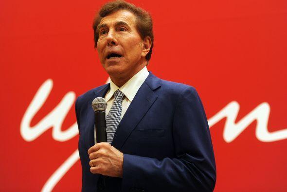 Al evento realizado en el resort del magnate en Las Vegas, acudieron 500...