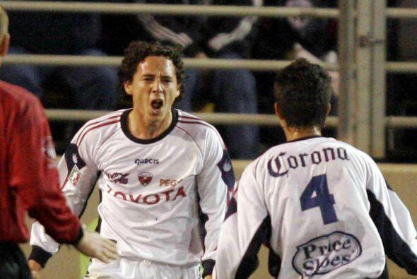 Osvaldo Lucas probó suerte con el FK Standard Sumgayit de Azerbayian per...