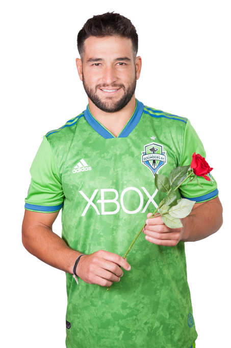 Soccer Grams MLS San Valentin