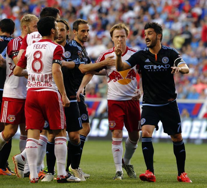 NYCFC vs. New York Red Bulls
