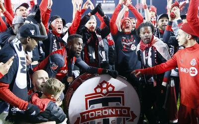 Toronto FC, campeón de una liga equilibrada y competitiva.