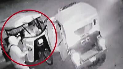 Sicarios disparan ocho veces contra el conductor de una mototaxi en Perú