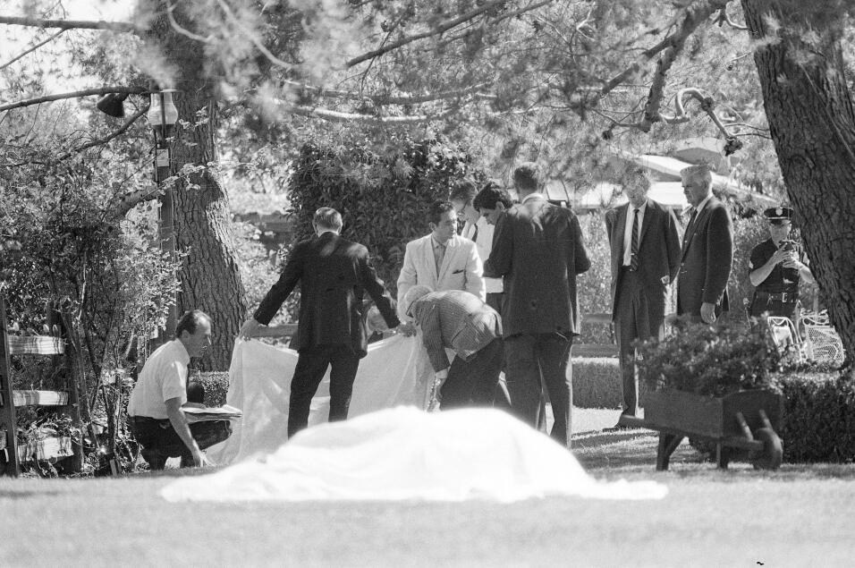 Sharon Tate, Roman Polanski, Charles Manson