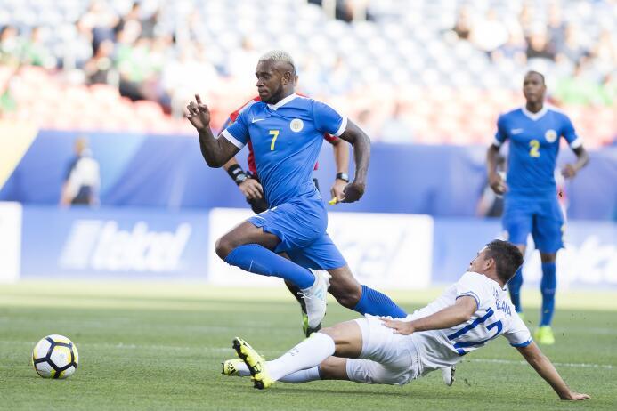El Salvador sueña con la segunda ronda tras vencer a Curazao en Copa Oro...
